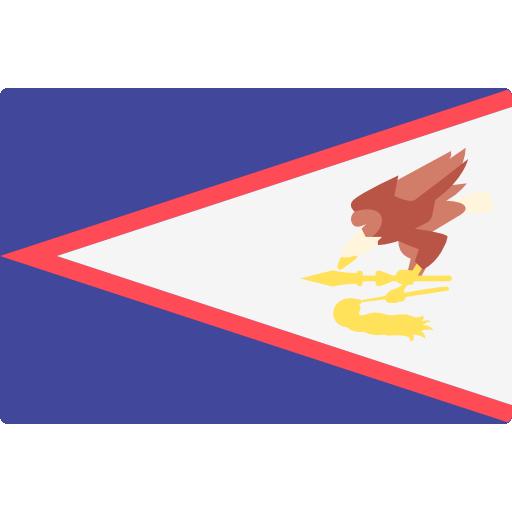 Amerikai Szamoa logo