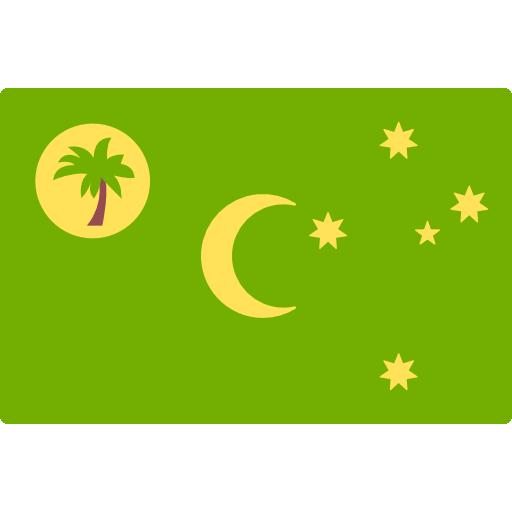 Cocos-sziget logo