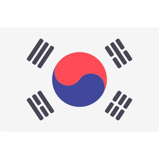 Dél-Korea logo