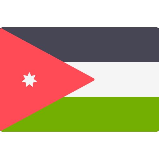 Jordánia logo