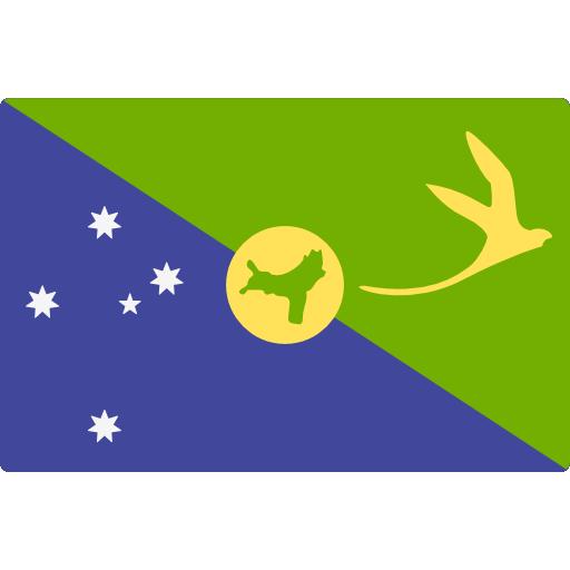 Karácsony-szigetek logo