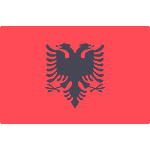 Albánia logo