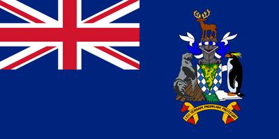 Dél-Georgia és Dél-Sandwich-szigetek logo