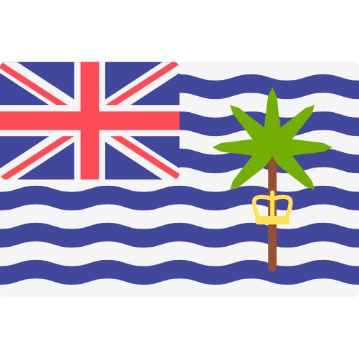 Brit Indiai-óceáni Terület logo
