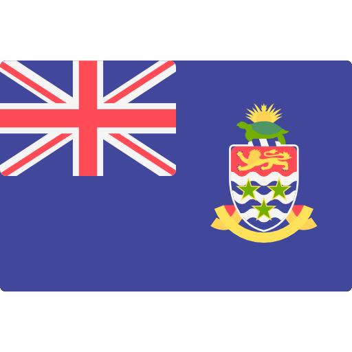 Kajmán-szigetek logo