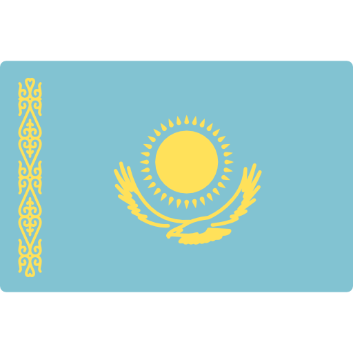 Kazakhsztán logo