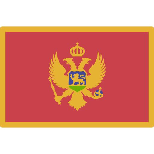 Montenegró logo