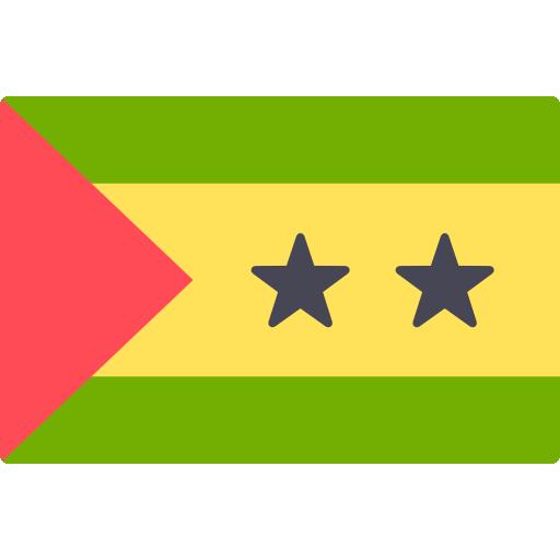 São Tomé és Príncipe logo