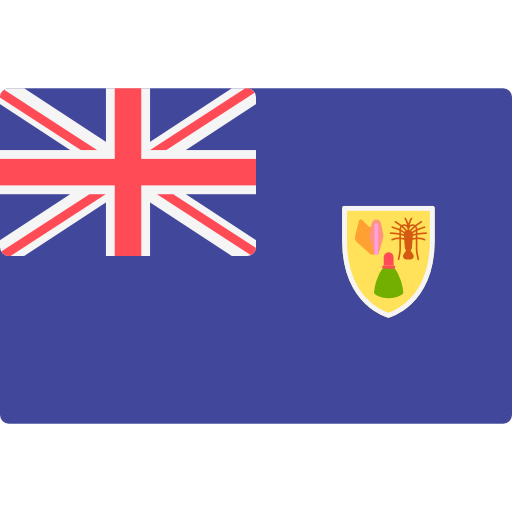 Turks- és Caicos-szigetek logo