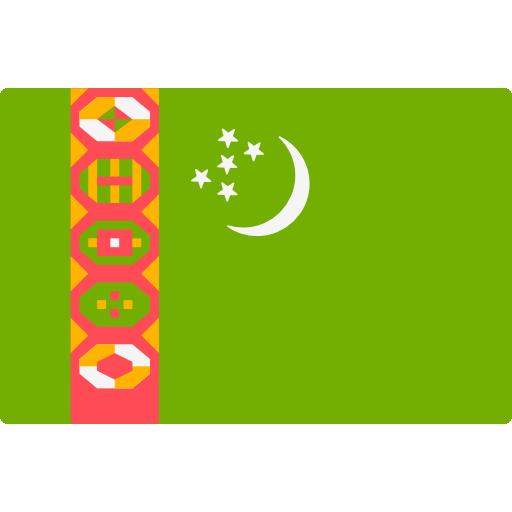 Türkmenisztán logo